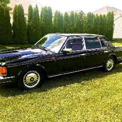 1997 Rolls Royce Silver Spur Sedan - 54,915 Miles!