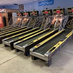 Ski Ball Machines