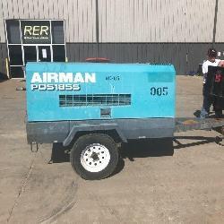2007 AIRMAN PDS185S