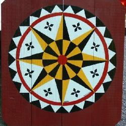 8 Pointed Star - Barn Star