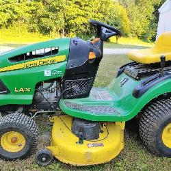 John Deering Lawn  Mower
