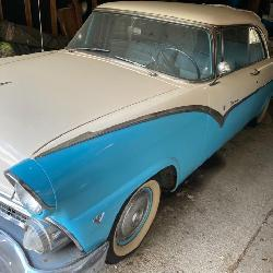 1955 Ford Fairlane Classic Collector Car
