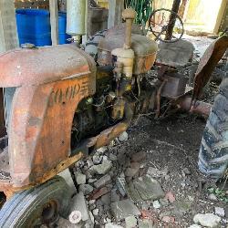 Co-OP Tractor