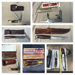 Case XX Pocket knives