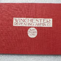 Winchester collectible books