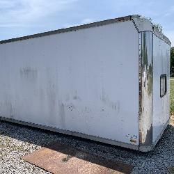 1997 Supreme Corp cargo box/van body