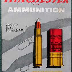 Winchester Arms Catalog