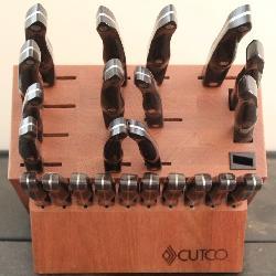 Cutco 24 Piece Kinife Block Set