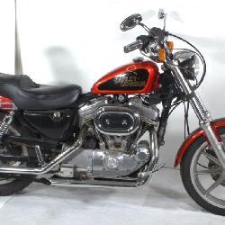 1988 Harley Davidson 883 Hugger Sportster