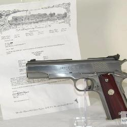 Colt with archive letter