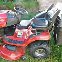 19 HP Riding Mower Excellent  Condition