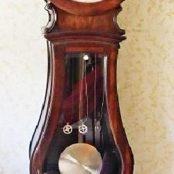 Vintage Howard Miller Tall Case Clock