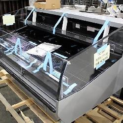 New Hussmann Refrigeration Cases