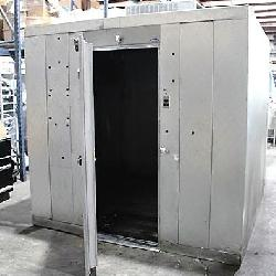Walk-in Freezer w/ Floor and Self-Contained Refrigeration Package