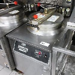 BKI Pressure Fryers
