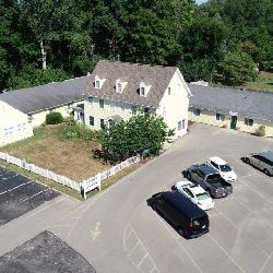 Aerial View - Entire Property