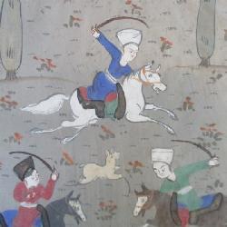 Persian Manuscripts & Paintings