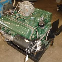 ROCKET 88 ENGINE