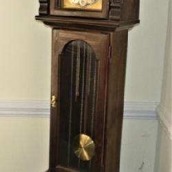 HENRY MILLER GRANDFATHER CLOCK