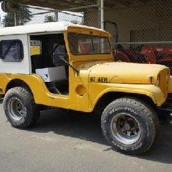 Jeep CJ 5 1 of 2