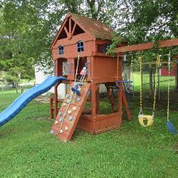 Playground Activity Swing