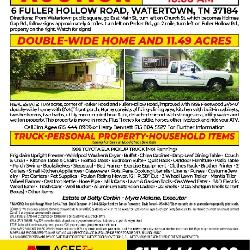 Fuller Hollow Rd Absolute Auction