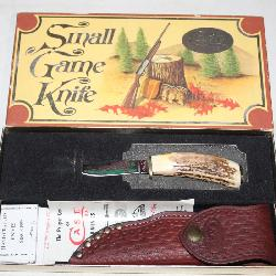Case Small Game Knife set