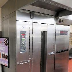 Lang / LBC Rotator Bakery Rack Oven