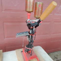 MEC Grabber #762R reloader 20 gauge set up