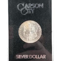 UNCIRCULATED! 1882 CC Morgan Silver Dollar Coin