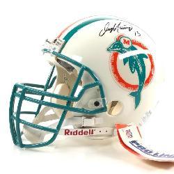 Dan Marino #13 Miami Dolphins Autographed Helmet
