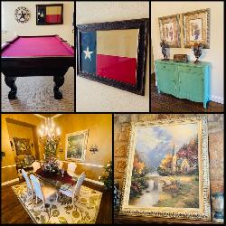 Stunning North Richland Hills Estate Sale!