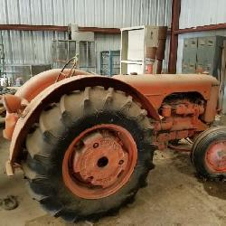 Agriculture/farming Enthusiastic Mf 265 Tractor Duncan Cab