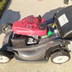 Honda Lawnmower $ 500.00