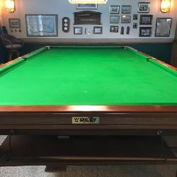 9' x 12' Ryley Snooker Table