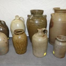 COLLECTION NC POTTERY