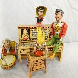 TOY MAKERS DOG PATCH BAND