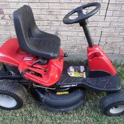 Troy-Bilt 10.5 HP 30 inch Riding Lawn Mower - current bid $200