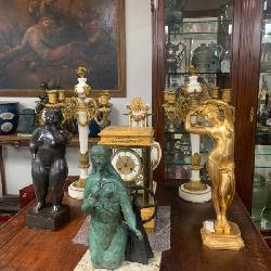 Botero, Tomaya, French Sculpture