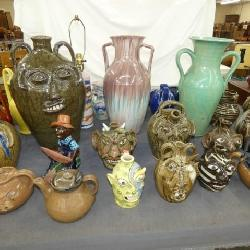 COLLECTION NC FOLK ART POTTERY