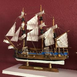 Cutey Sark 3ft long ship's model