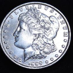 Morgan Silver Dollar Coins !