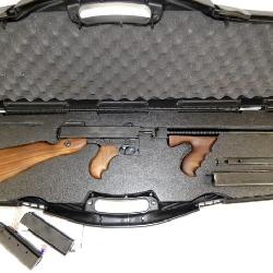VIEW 2 W/CASE & EXTRA MAGS.