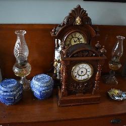 Clocks & Porcelain