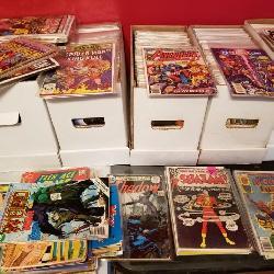 Thousands of Comics in Douglasville Georgia