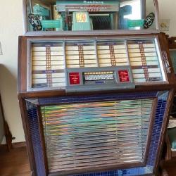 1950's Seeburg Select-O-Matic Jukebox