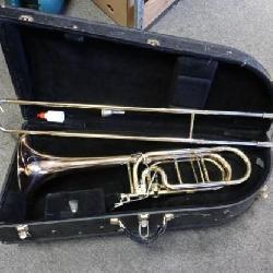 Eterna by Getzen Bass Trombone