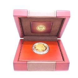 2015 American Buffalo One Ounce Proof Gold Coin, $50 Denomination.