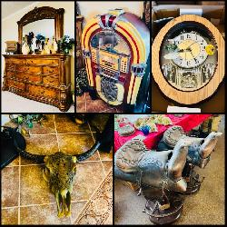 STARTS THIS THURSDAY! OUR BIGGEST ESTATE SALE OF THE YEAR! 2 PHASE SALE ON A 1000 ACRE RANCH!