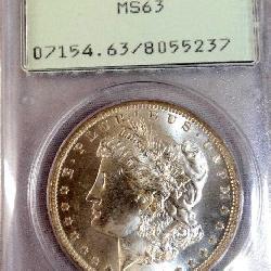 1884-O MS63 MORGAN